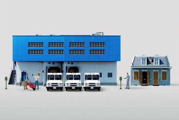 per organizzare magazzino e buona gestione magazzino: scorte di magazzino